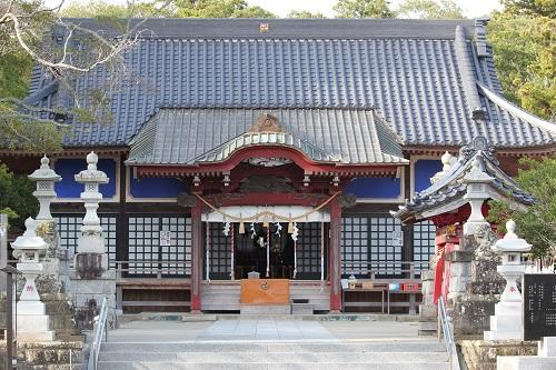 千葉パワースポット 白子神社