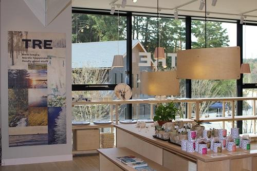 埼玉県飯能市にオープンしたメッツァに出店した北欧のライフスタイルショップ「TRE」