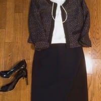 洋服ショップ販売員さんのおすすめフォーマルウェア(入園入学、卒業に向けて)