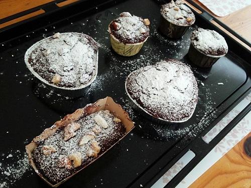 バレンタインはママ友と集まってケーキ作り