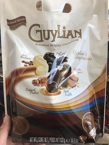 コストコ「ギリアン」チョコレート