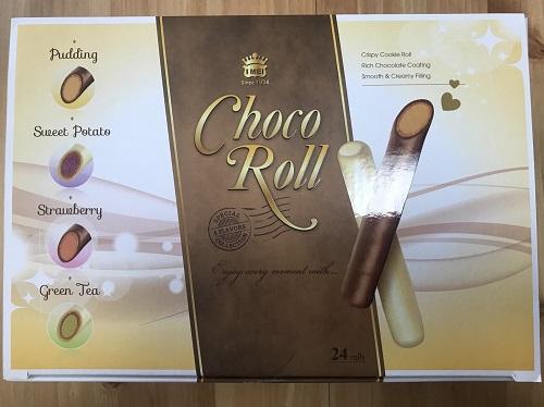 コストコ「チョコロール」