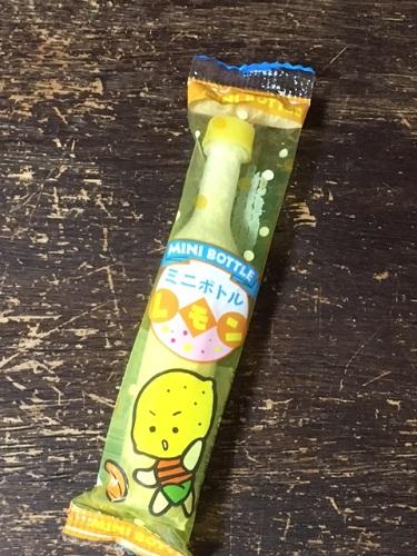 駄菓子ミニボトルレモン