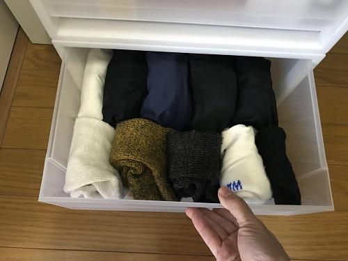ミニマリスト収納術_洋服まわりの片付け