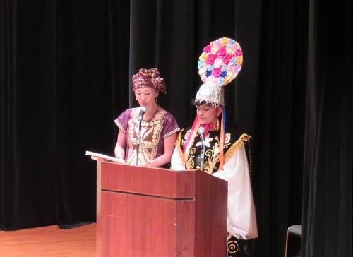 第27回外国人日本語 スピーチコンテスト