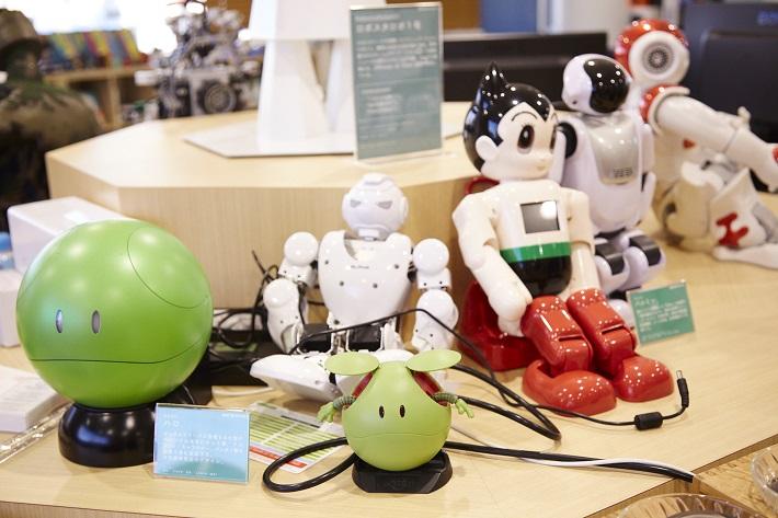 アトムなど日本人のロボットに対する気持ちは海外に比べてかわいいもの