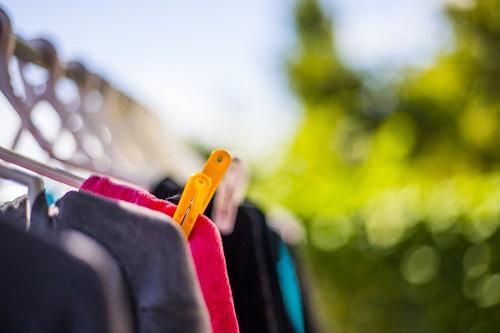 ミニマリスト洋服の片付け方