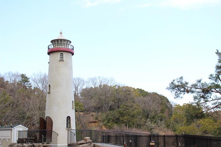 飯能市のムーミンバレーパークは「灯台」など物語に登場するフォトジェニックな建築物がたくさん