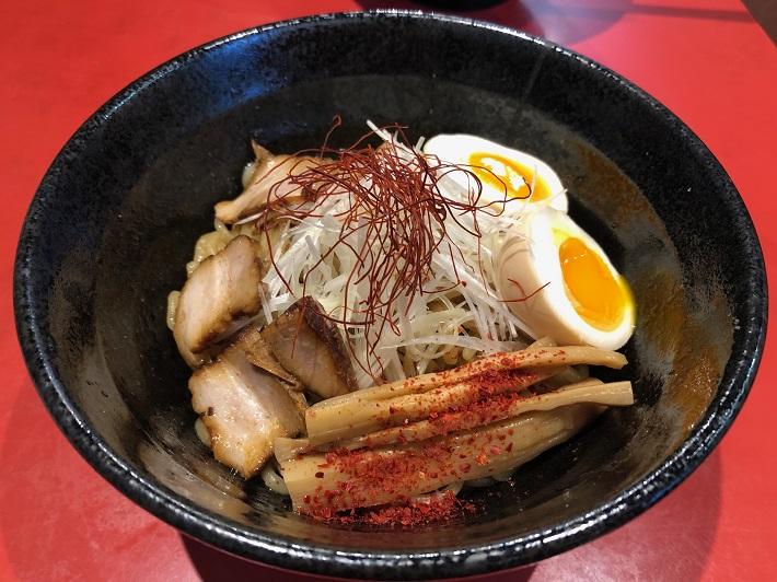 下総中山ラーメン店「坦々麺くらもと」花椒麺