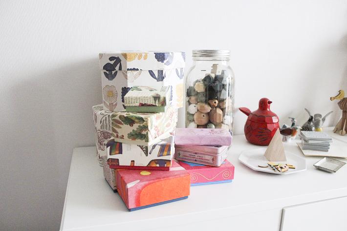 京都の老舗紙器メーカーが手掛ける貼箱専門店「BOX&NEEDLE」の箱