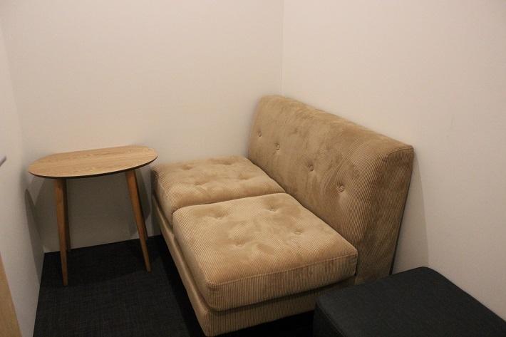 幕張ネイバーフッドPODはオムツ替えスペースや授乳室も完備され、赤ちゃん連れでも安心