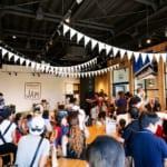 新しい街「幕張ベイパーク」では街びらきイベントを開催