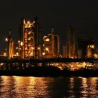 千葉工場夜景クルーズJFEスチール東日本製鉄所