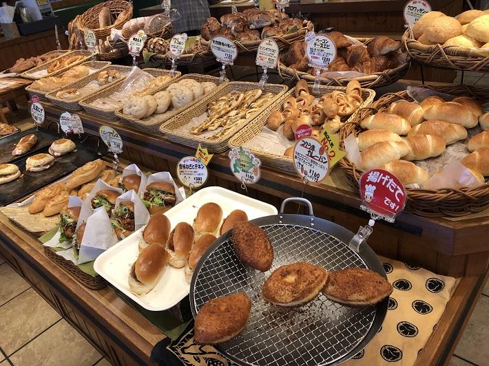 ピーターパン 小麦の丘店店内