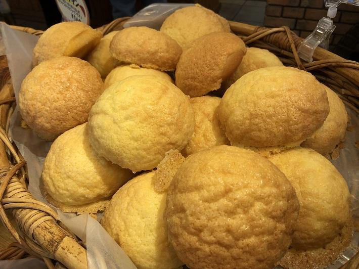 ピーターパン 小麦の丘店メロンパン