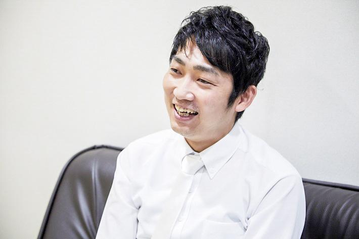 NON STYLE 石田明さんインタビューカット