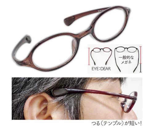 敬老の日やおじいちゃんおばあちゃんの誕生日プレゼントに老眼鏡。