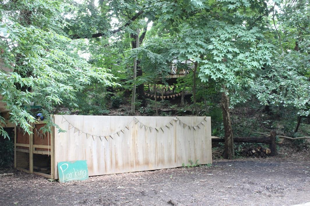 ローカルローカルガーデン入り口おしゃれピクニック森林