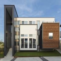 アールプラスハウス成田の建築家がデザインしたモデルハウス