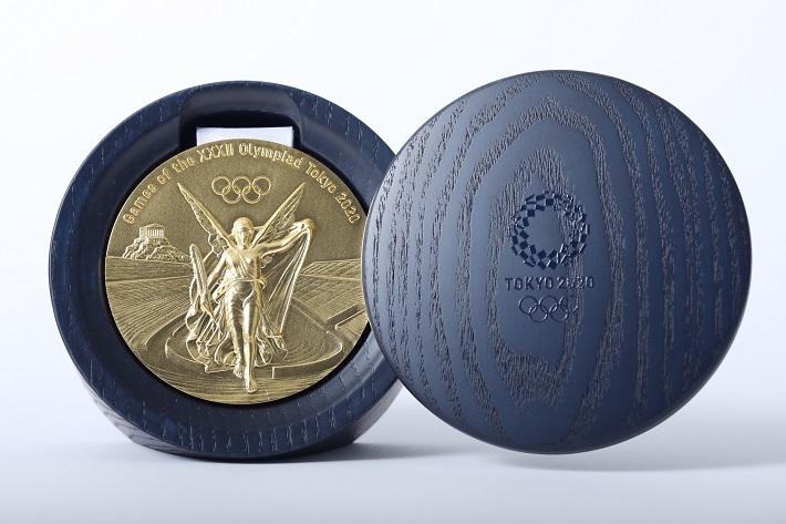 メダルケースメダルあり