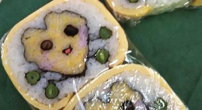 ギンタロー太巻き寿司