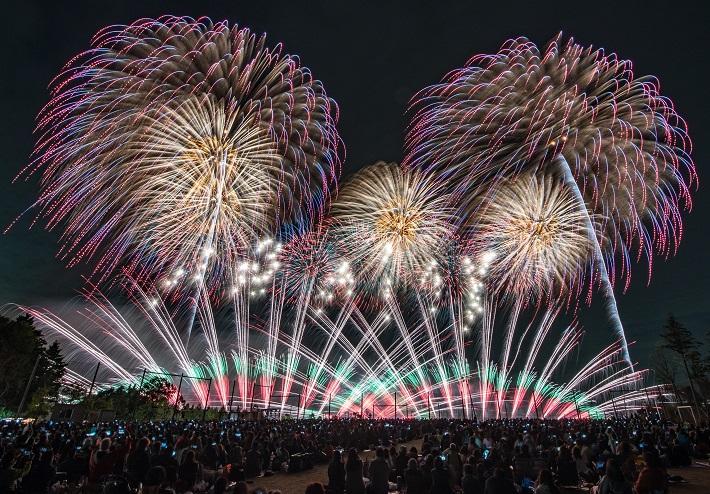 成田の花火大会