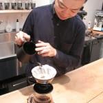 おいしいコーヒーの淹れ方を教えてくれたRUDDER COFFEE(ラダーコーヒー)シャポー船橋店の店長福島さん