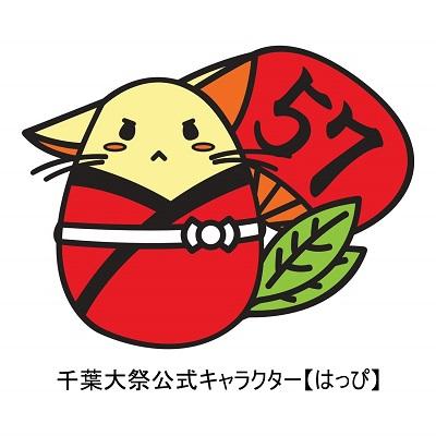 千葉大祭のマスコットキャラクター