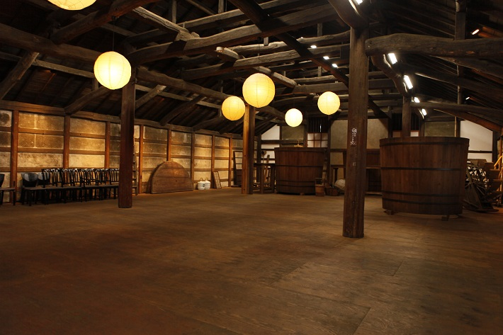 明治時代の酒蔵