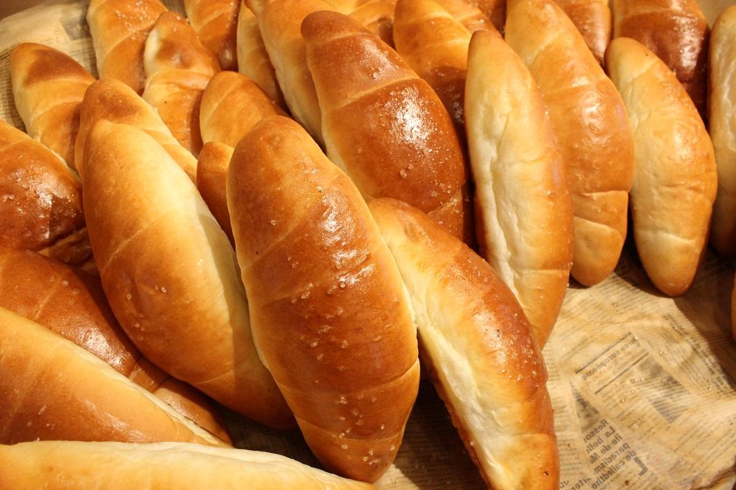 リヨンの塩バターパン