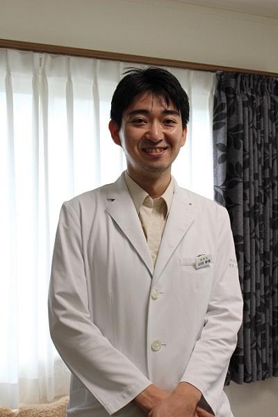 なかよし歯科の好岡夢貴先生