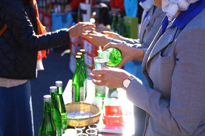 酒フェスティバル成田
