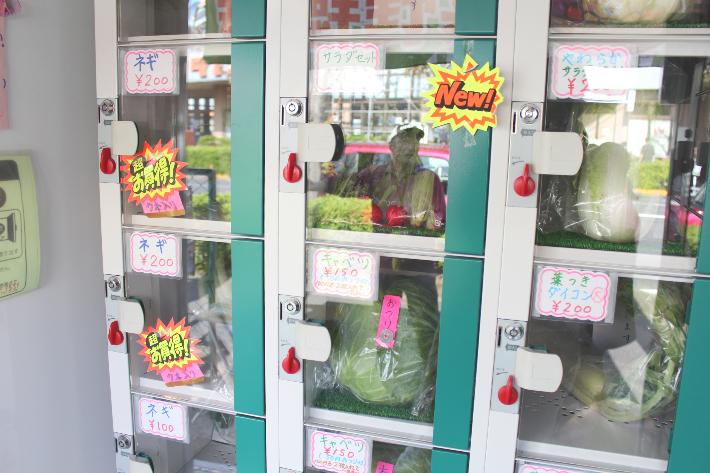 野菜自販機アップ