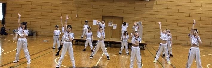 秋の健康ダンスフェスティバル2019ヒップホップダンス
