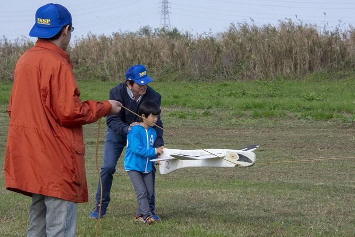 紙飛行機教室