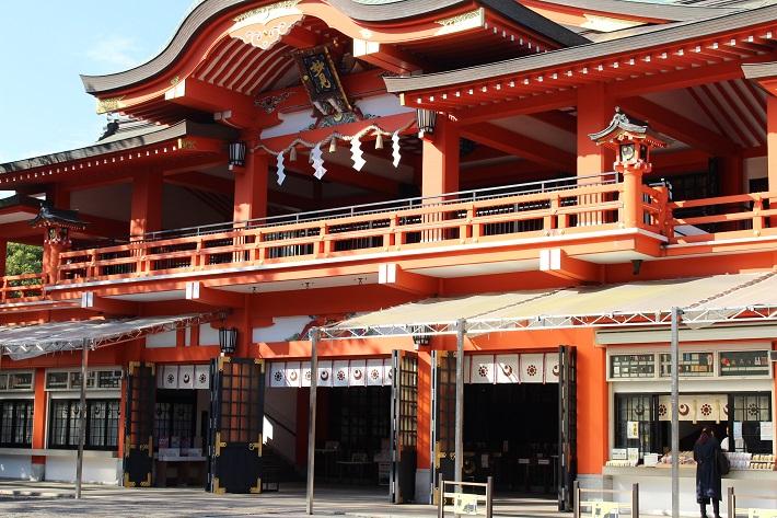 千葉神社のお守り