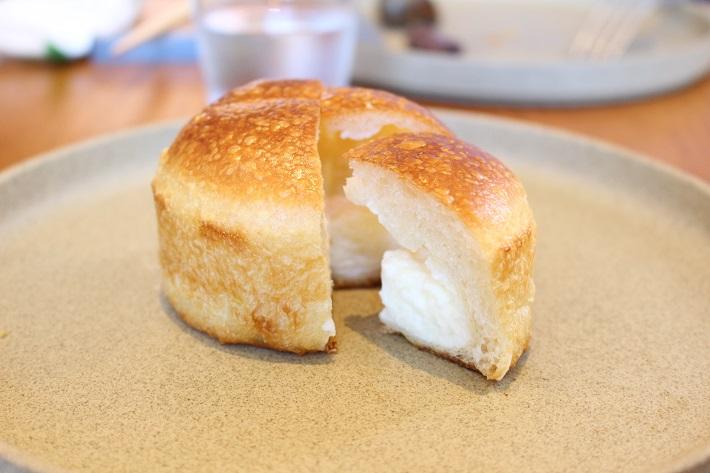 クルックフィールズクリームパン