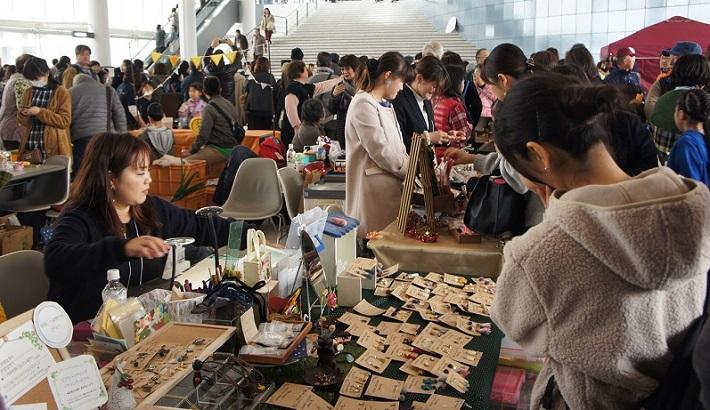 かまフェスで販売している手作り品