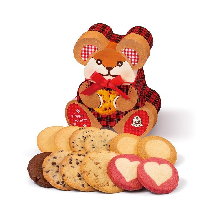 ステラおばさんのクッキー「ステラベア」