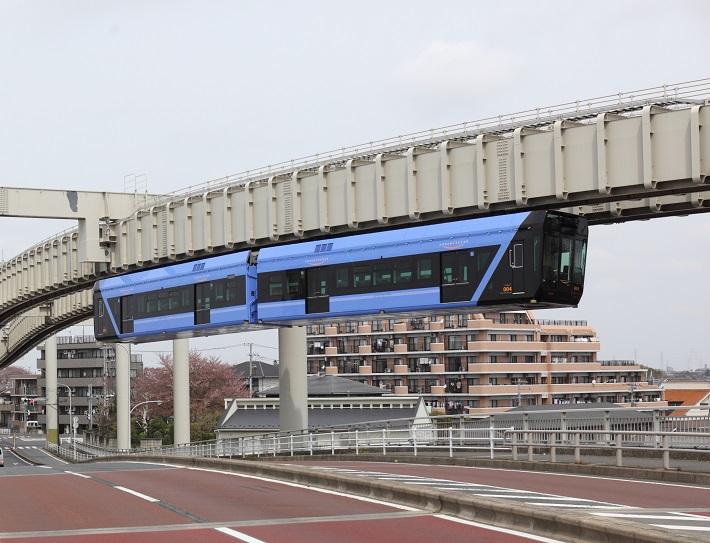 千葉都市モノレールのゼロ型