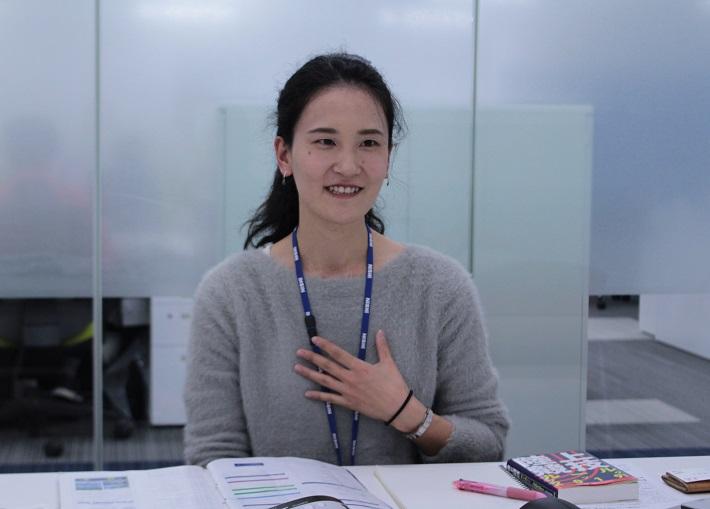 ニシ・スポーツ 第一事業推進室 田子雅さん