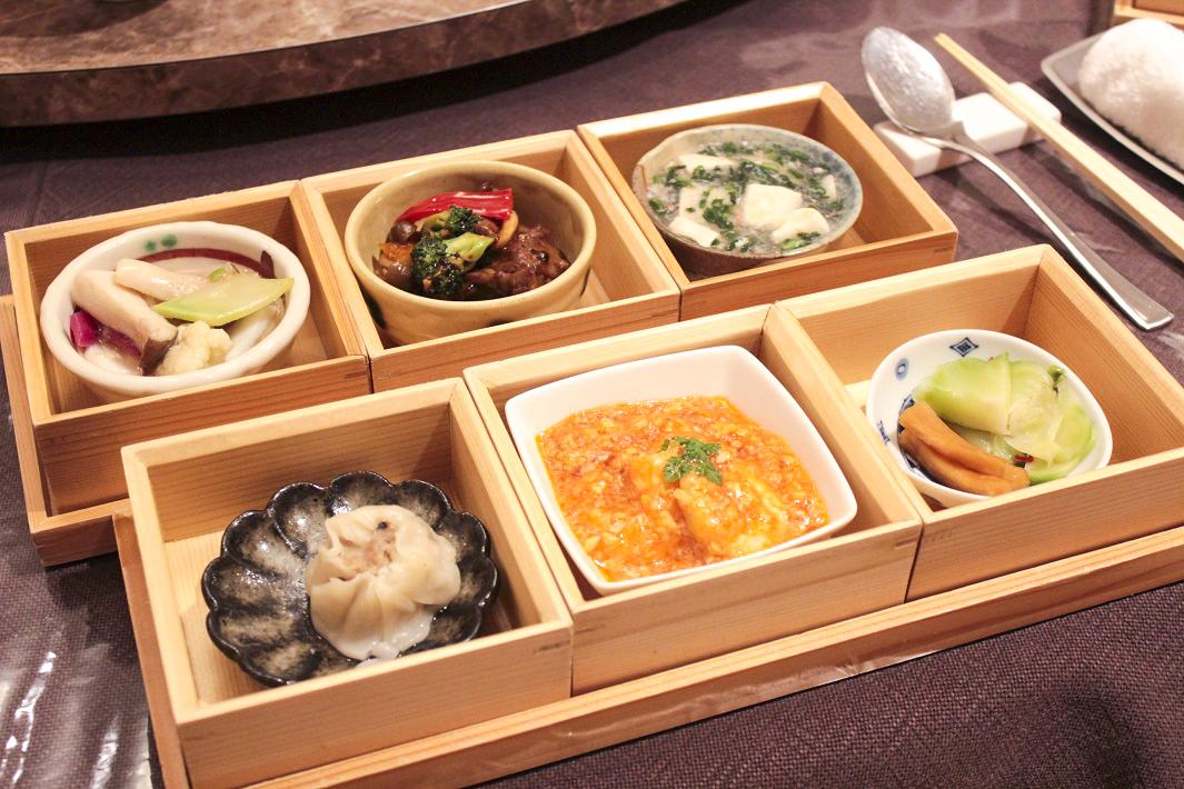 中華料理店「天廣堂」