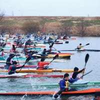 千葉県カヌー競技会
