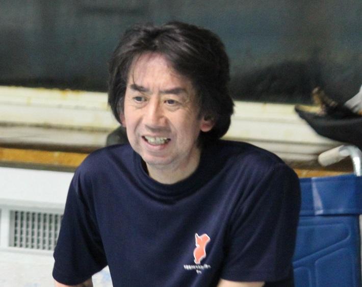 千葉ミラクルズSC代表の上田卓司さん