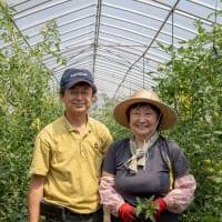 行方市で緑と風の農園を経営する高柳さんご夫婦