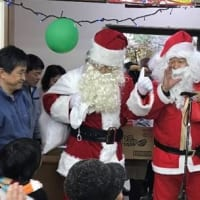 みんなんちのクリスマス会