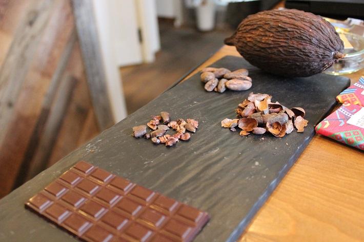 カカオの実チョコレート専門店