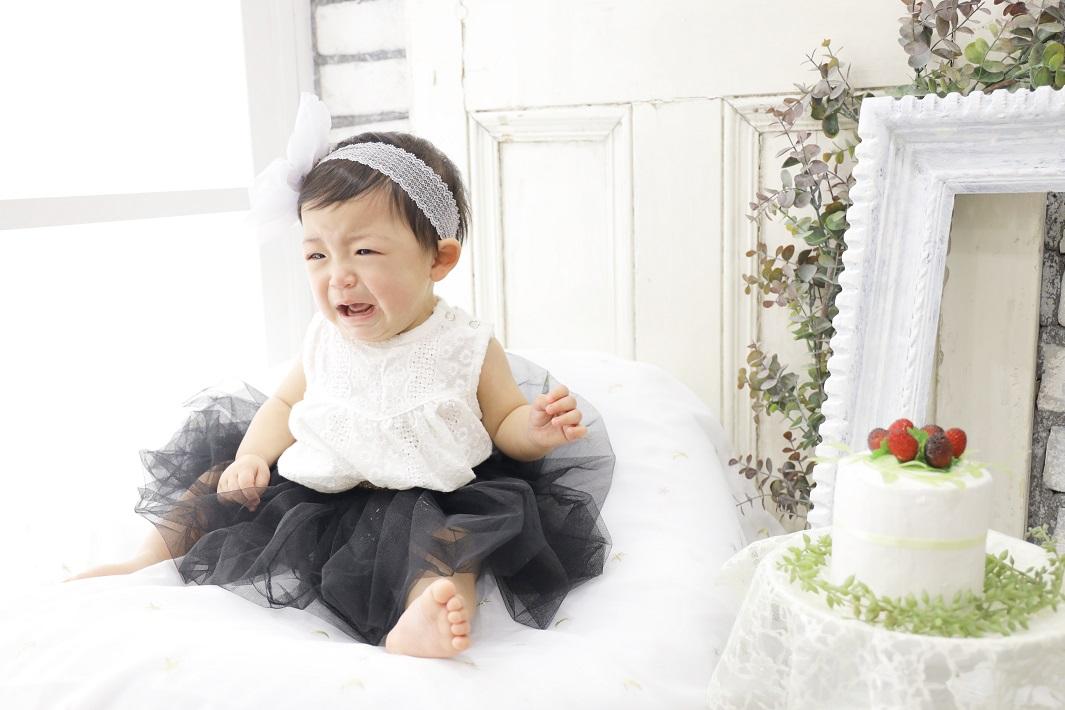 ぷるふぁみで撮影した赤ちゃん