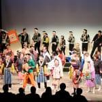 チャレンジド歌舞伎「歌舞伎迷作面白双六」開催の様子