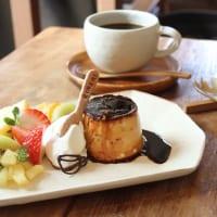 成田市のおいしいプリン、キナリカフェ